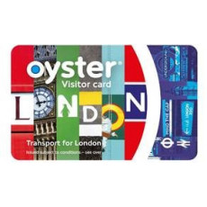 Visitor Oyster Card (O Bilhete Único de Londres)